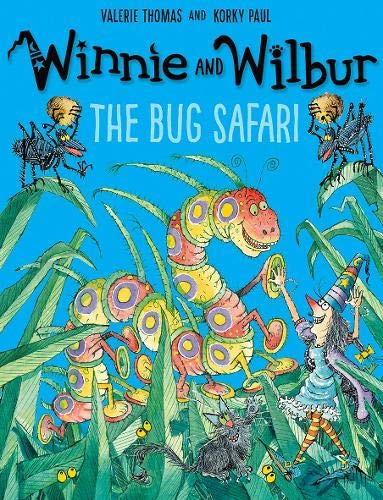 The bug safari
