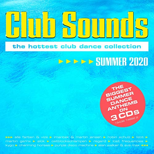 Club Sounds - Summer 2020